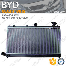 ORIGINAL BYD F3 Parts RADIATOR ASSY BYD-F3-1301100