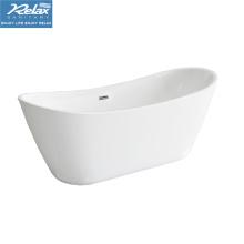 1700*800 Acrylic freestanding bathtub for adult