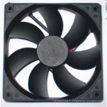Ventilateur de refroidissement à grand débit d'air DC 24V