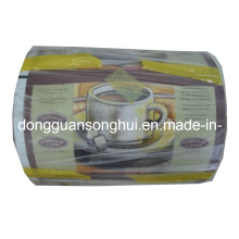 Coffee Packaging Film/Coffee Roll Film/Plastic Film