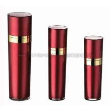 Flacon de 30ml 50ml 120ml sérum rouge presse