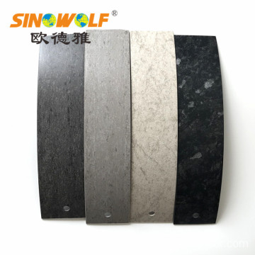 PVC Edge Banding with Stone Color Design
