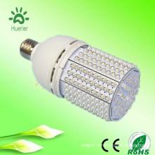 360 degrés avec un ventilateur de refroidissement interne 2000 lumen 100-240v 12v 24v cc 18w 20w e27 12 volts ampoules led