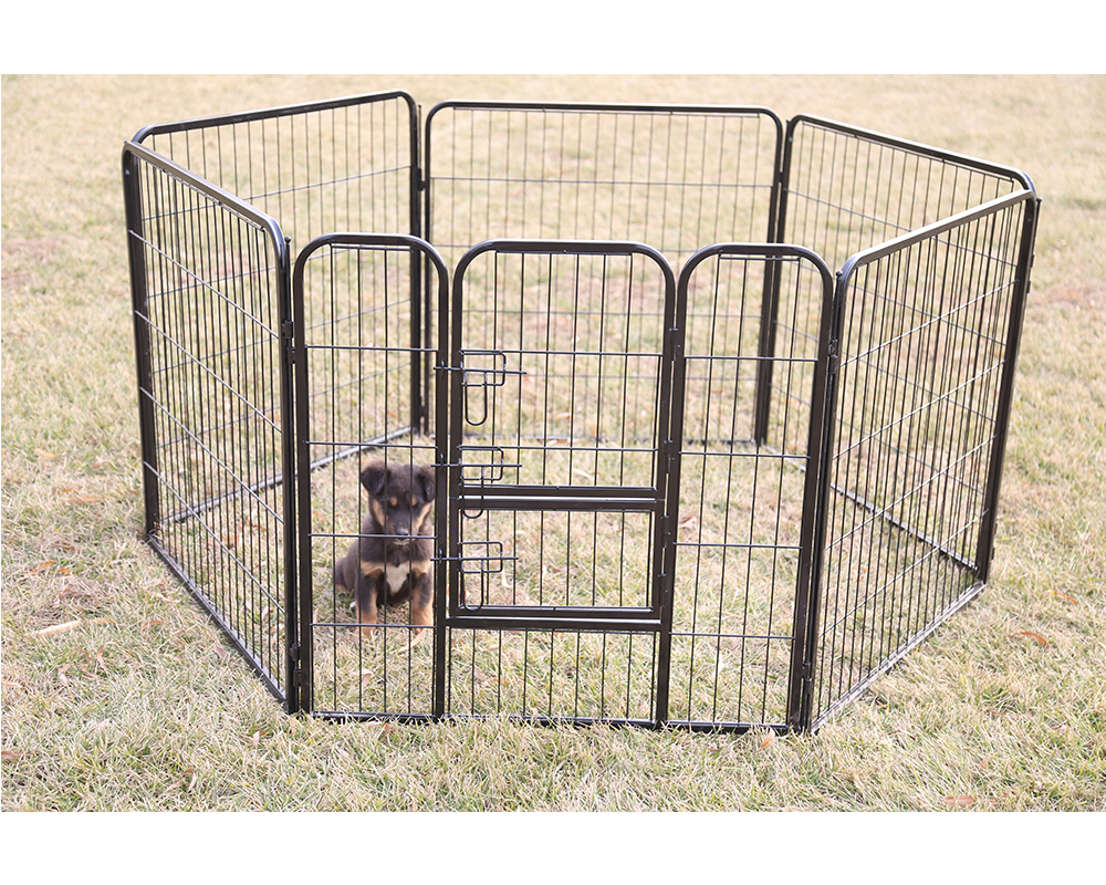 Tube Dog Playpen