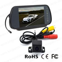 Espejo de copia de seguridad del sistema de cámara del monitor con cámara de coche