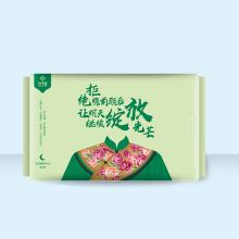 Comfort Night Lady Use Sanitary napkin Pads Korea Market