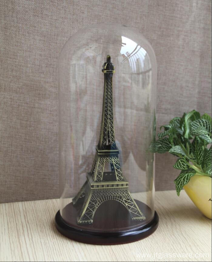 D15 x H26cm Glass Dome For Display