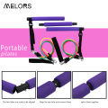 Hot Jual Yoga Resistance Stick Muscle Untuk Kit Bar Pilates Portabel