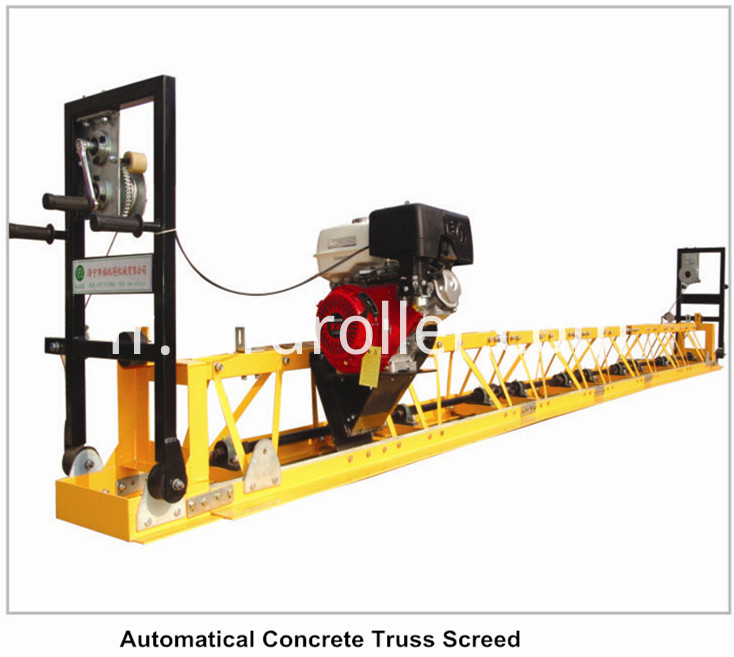 Concrete truss screed machine2 (1)