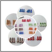 Tornillos y tuercas de aluminio de alta calidad y mejor precio M3, arandelas