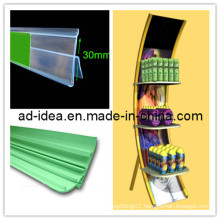 Plastic Co-Extrude Profile / Extruded Plastic / Co-Extruded PVC Profile (A-007)