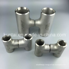 ANSI B 16.9 Stainless Steel Butt Weld Fittings Bw Reducing Tee (KT0381)
