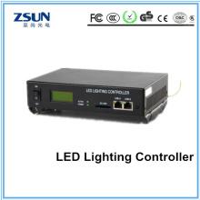Controlador da tira do diodo emissor de luz de DMX RGB, decodificador do RGB DMX 512, controlador de DMX 512