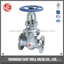 Russian standard wedge gate valve