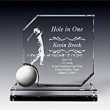 Prêmio Hole-in-One para o Golf Sport 1015