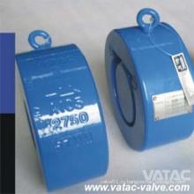 Обратный клапан с односторонним поворотным диском Soft Seal