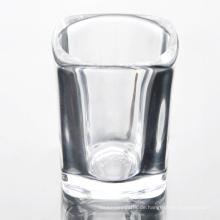 Großhandel Crystal Square Weingläser Glas Set