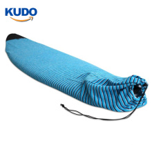 Factory made surfboard surf sock cover for long board with customized color