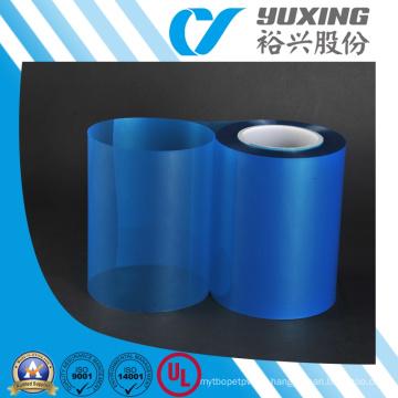 Clear Blue Pet Film para exibição fotoelétrica (CY20L)
