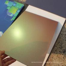 Panneau composite imperméable de mur de salle de bains Nano en aluminium