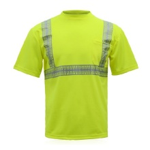 Reflective Polyester Sports T Shirts Wholesale