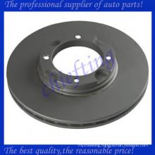 MDC845 51712-24180 51712-21350AT 51712-24100 51712-21B00 51712-21350 the best quality hyundai pony brake disc