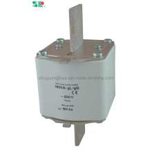 Nh4 Serie keramische HRC Niederspannungs-Sicherungen