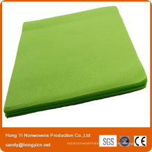 Nonwoven Fabric Cleaning Cloth, Viscose and Polyester Cleaning Cloth
