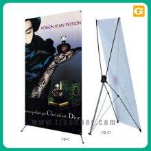 portable x banner model size 60*160cm/80*180cm manufactured in China