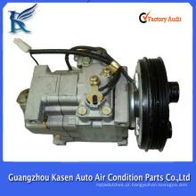 Recentemente PANASONIC 12 volts carro ar compressor a / c para MAZDA1 1.6L