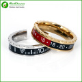 speedometer 316l stainless steel  letters ceramic ring
