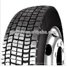 china famous brandd truck tires 295/80R22.5 REACH E Mark DOT GCC BIS