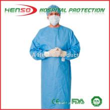 Vestido cirúrgico de Henso