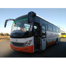 9.8m 48 Seats Low Floor Luxury Bus with Front Cum Mins Engine Zf Gearbox
