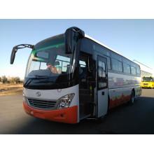 9.8m 48 assentos andar baixo autocarro de luxo com frente Cum Mins Motor Zf caixa de velocidades