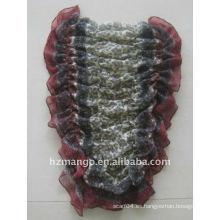 Última moda de impresión de bufanda elástica