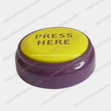 Botón fácil, botón de sonido, grabadora de voz, caja de sonido
