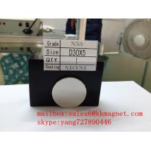 Neodym-Magnet Stop Wassermagnet Stop Gasmagnet 30X5