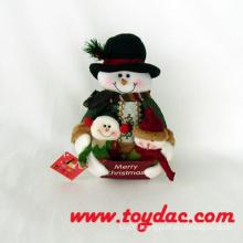 Plush Snowan Christmas Decoration Toys