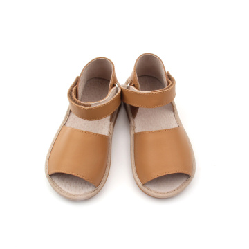 Fancy Leather Soft Squeaky Shoes Baby Modern
