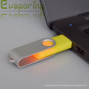 Movimentação do flash do USB da alta qualidade com serviço do OEM