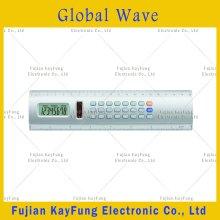 Gw-Rt01 Calculatrice avec règle pour bureau scolaire Home Gift Stationery
