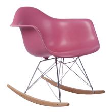 Chaises de salon en plastique Eames RAR