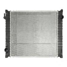 Запасные части из алюминиевого пластика, припаянные радиатор охлаждения автомобиля