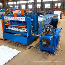 ХП-828 серводвигателя дуги цинка Alu алюминиевая рама потолочные плиты антикварные металлочерепица лист панели глазурованная плитка крыши делая машину