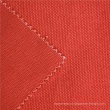 Rofessional Shoe Fabric Promoção tijolo vermelho 350GSM Canvas para compras