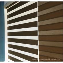 venetian type sheer blinds/roller zebra blinds for blackout/sunscreen