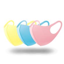 Полиуретановая губка Детская маска для лица