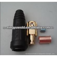 Conector de cabo de soldagem euro (10-25mm2)