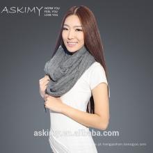 2015 New Design Moda Knit Neck Scarf